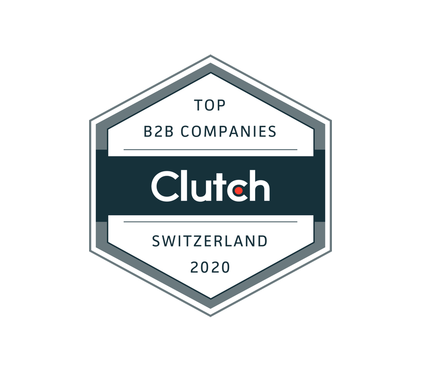 Clutch Names astarios a 2020 Top Swiss Development Partner